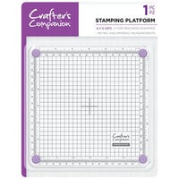 Crafter's Companion - 6 x 6 Stamping Platform