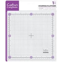 Crafter's Companion - 8 x 8 Stamping Platform