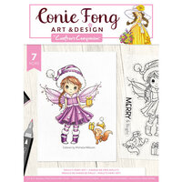 Crafter's Companion - Clear Photopolymer Stamps - Molly's Fairy Gift