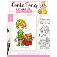 Crafter's Companion - Clear Photopolymer Stamps - Santa's Little Helper
