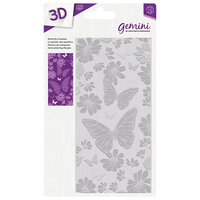 Crafter's Companion - 3D Embossing Folder - Butterfly Paradise