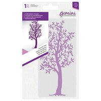 Crafter's Companion - Mini Embossing Folder - Autumn Tree