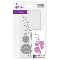 Crafter's Companion - Gemini - Embossing Folder - Dandelion Dreams