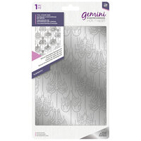 Crafter's Companion - Gemini - Foil Stamp Die - Background - Deluxe Chandelier