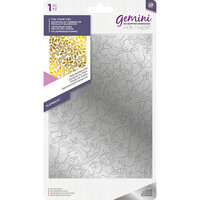 Crafter's Companion - Gemini - Foil Stamp Die - Holly Background