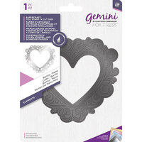 Crafter's Companion - Gemini - FoilPress - Stamp and Cut Die - Frame - Biarritz