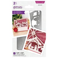 Crafter's Companion - Christmas - Gemini - Die - Create A Card - Bethlehem