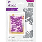 Crafter's Companion - Gemini Create A Card - Butterfly Love