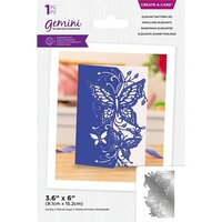 Crafter's Companion - Gemini - Create A Card - Elegant Butterflies