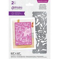Crafter's Companion - Gemini Create A Card - Rustic Roses
