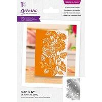 Crafter's Companion - Gemini - Create A Card - Splendid Sunflowers