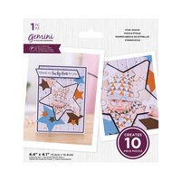 Crafter's Companion - Gemini - Die - Star Jigsaw