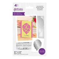 Crafter's Companion - Gemini - Stamp and Die - Balloon Bouquet
