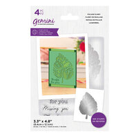 Crafter's Companion - Gemini - Stamp and Die - Foliage Flurry