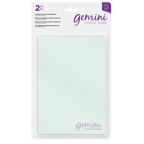 Crafter's Companion - Gemini - Junior Accessories - Cutting Plates for Double Sided Dies