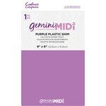 Crafter's Companion - Gemini - Plastic Shim - Purple