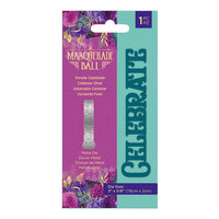 Crafter's Companion - Masquerade Ball Collection - Metal Dies - Ornate Celebrate