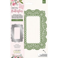 Crafter's Companion - Natures Garden Collection - Metal Dies - Frame - Intricate Lace