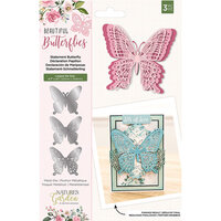 Crafter's Companion - Dies - Natures Garden Collection - Statement Butterfly