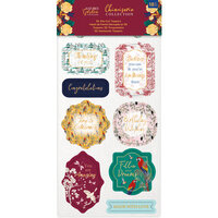 Crafter's Companion - Chinoiserie Collection - 3D Die Cut Toppers