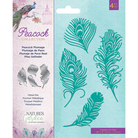 Crafter's Companion - Peacock Collection - Dies - Peacock Plumage