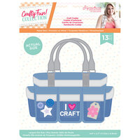 Crafter's Companion - Crafty Fun Collection - Metal Dies - Craft Caddy
