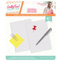 Crafter's Companion - Crafty Fun Collection - Dies - Stylish Stationary