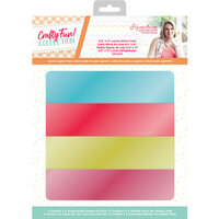 Crafter's Companion - Crafty Fun Collection - Luxury Mirror Card