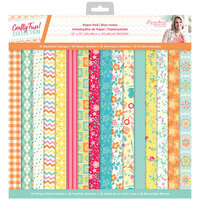 Crafter's Companion - Crafty Fun Collection - 12 x 12 Paper Pad