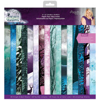 Crafter's Companion - Enchanted Christmas Collection - 12 x 12 Paper Pad