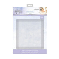 Crafter's Companion - Glittering Snowflakes Collection - 8.5 x 11 Construction Acetate
