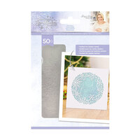 Crafter's Companion - Christmas - Glittering Snowflakes Collection - Faux Snow