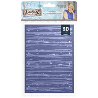 Crafter's Companion - Nautical Collection - 3D Embossing Folder - Ship Deck