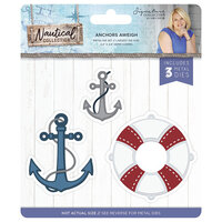Crafter's Companion - Nautical Collection - Metal Dies - Anchors Away