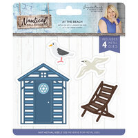 Crafter's Companion - Nautical Collection - Metal Dies - At the Beach