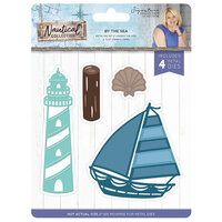 Crafter's Companion - Nautical Collection - Metal Dies - By the Sea