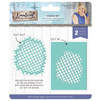Crafter's Companion - Nautical Collection - Metal Dies - Fishing Net