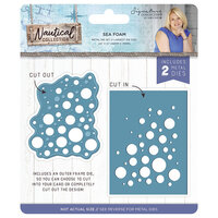 Crafter's Companion - Nautical Collection - Metal Dies - Sea Foam