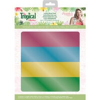 Crafter's Companion - Tropical Collection - Luxury Mirror Card