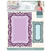 Crafter's Companion - Vintage Lace Collection - Metal Dies - Frame - Rococo