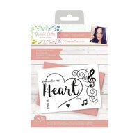 Crafter's Companion - Clear Photopolymer Stamps - From The Heart
