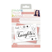 Crafter's Companion - Clear Photopolymer Stamps - Laughter