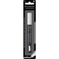 Crafter's Companion - Spectrum Noir - Acrylic Paint Marker - Silver