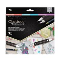 Crafter's Companion - Spectrum Noir - Classique Markers - Stylish Christmas