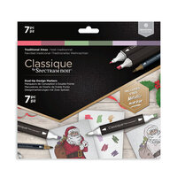Crafter's Companion - Spectrum Noir - Classique Markers - Traditional Christmas