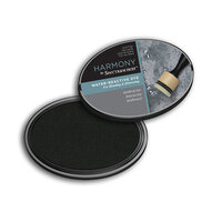 Crafter's Companion - Harmony Ink Pad - Water Reactive - Anthracite