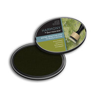 Crafter's Companion - Harmony Ink Pad - Water Reactive - Grasshopper