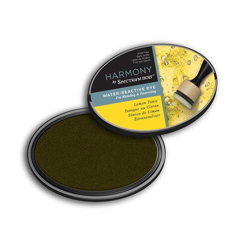 Crafter's Companion - Harmony Ink Pad - Water Reactive - Lemon Tonic
