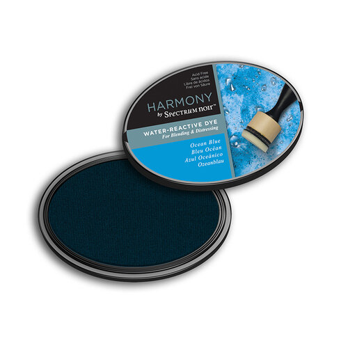 Crafter's Companion - Harmony Ink Pad - Water Reactive - Ocean Blue