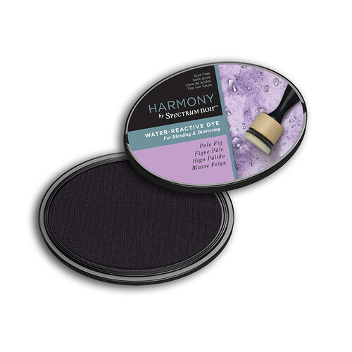 Crafter's Companion - Harmony Ink Pad - Water Reactive - Pale Fig